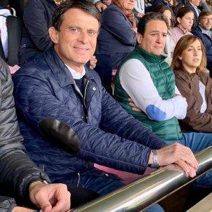 Manuel Valls Miniestadi @manuelvalls