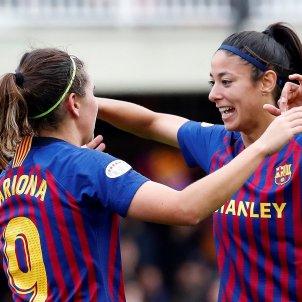 Mariona Barça Bayern Femeni Champions EFE