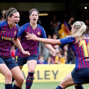 Barça Bayern Munic femení Women's Champions League EFE