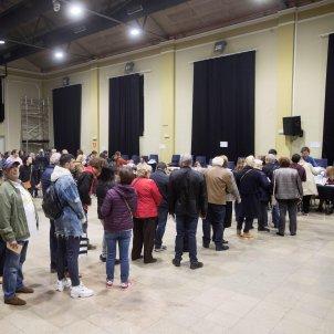 cues espera eleccions 28-a - Efe