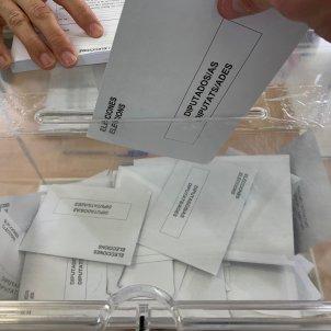 Eleccions generals  Sergi Alcàzar
