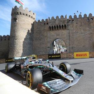 Bottas Baku Formula 1 EFE