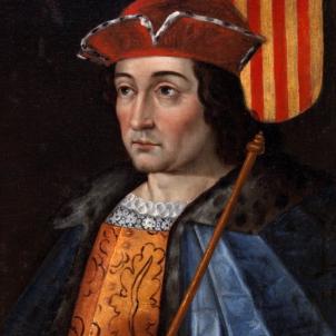 Ramon Berenguer IV conquereix el darrer domini islamic de Catalunya. Representació moderna de Ramon Berenguer IV. Font Viquipedia