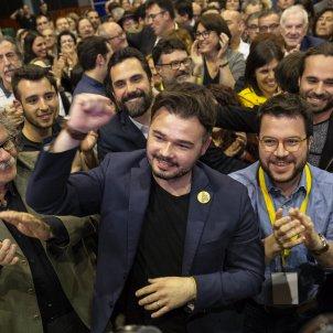 ERC Nit electoral Celebracio Rufian Torrent Tarda Aragones eleccions generals 2019 SergiAlcàzar05