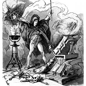 L'aprenent de bruixot (Ferdinand Barth)