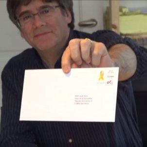 Puigdemont segell República