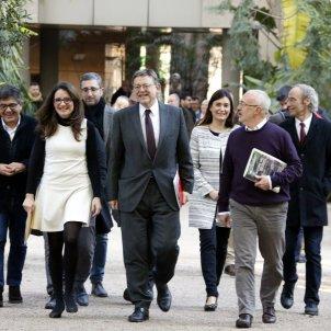 Ximo Puig Monica Oltra Pais Valencià - ACN
