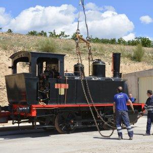 locomotora cuco mora la nova museu ferrocarril