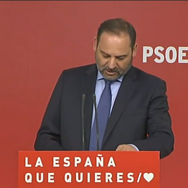 Jose Luis Abalos PSOE
