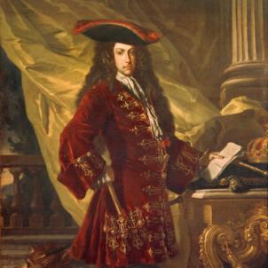 Carles d'Habsburg renuncia a Catalunya. Retrat de Carles d'Habsburg. Font Museo di Capodimonte. Nàpols