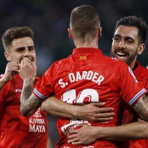 Melendo Darder Borja Iglesias Betis Espanyol EFE