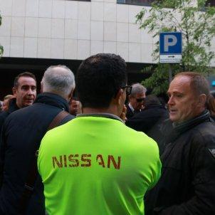 Treballadors Nissan ACN
