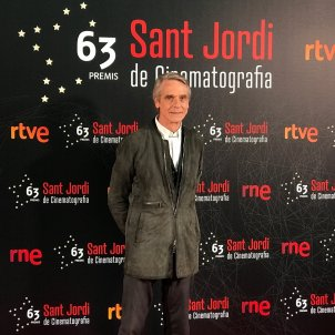 Jeremy Irons Premi Sant Jordi Cine   EP