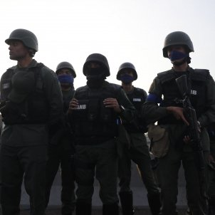 militares venezolanos guadio leopoldo lopez efe