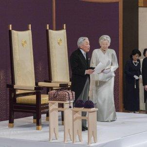Abdicació emperador Akihito Japó - Efe