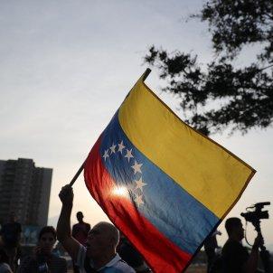 Simpatitzants Juan Guaidó Veneçuela EFE