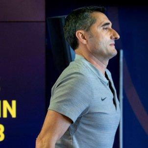 Ernesto Valverde Barça Més que un club EFE