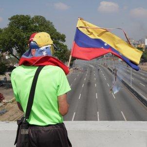 bandera Veneçuela - Efe