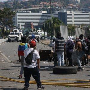 protestes veneçuela - efe