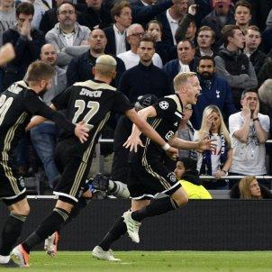 Tottenham Ajax Champions EFE
