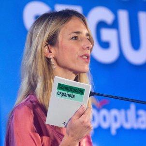 cayetana alvarez toledo constitucio espanyola efe