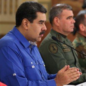 President Venezuela Nicolas Maduro - Efe