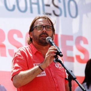 Camil Ros UGT Manifestació 1 Maig Laietana - Sergi Alcàzar