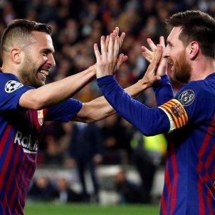 Messi Alba Barca Liverpool EFE
