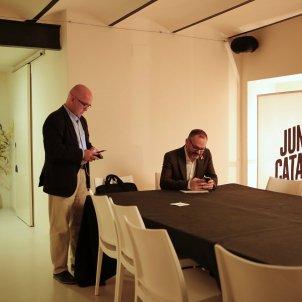 Gonzalo Boye Josep Costa Junts per Catalunya - Sergi Alcàzar