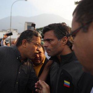 leopoldo lopez veneçuela efe