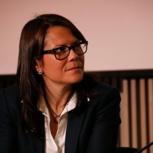 Secretària general de Diplocat, Laura Foraster - ACN