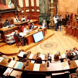 ple Ajuntament Barcelona - ACN