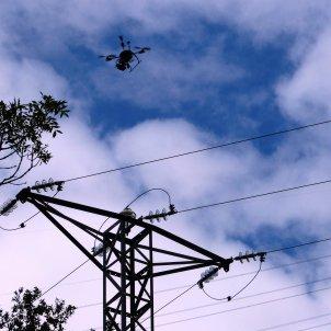 Drone Campanya prevenció incendis'13