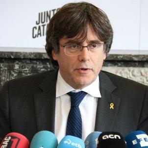 President Carles Puigdemont ACN