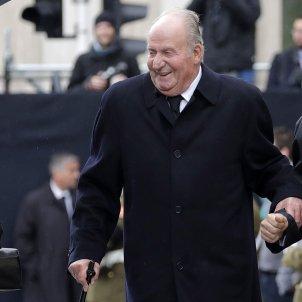 Juan Carlos EFE Luxemburg