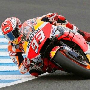 Marc Marquez Jerez Moto GP EFE
