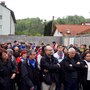 Acte memoria espanyols morts camps nazis Mauthausen - Efe