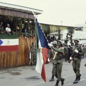 teodoro obiang Guinea desfilada militar Cas Mikó efe