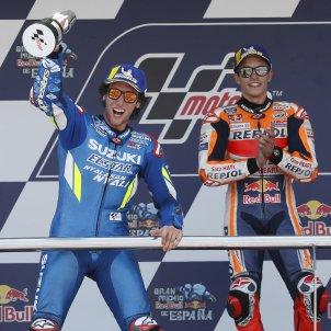 Àlex Rins Marc Márquez MotoGP EFE