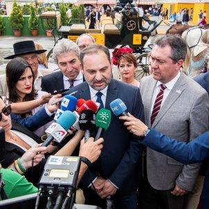 Jose Luis abalos ministre foment PSOE - Efe