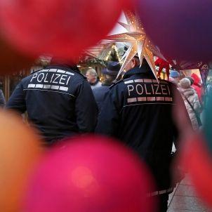 Policia Nadal Alemanya - EFE