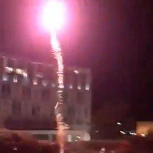 focs artificials barça liverpool @madeinliverpool