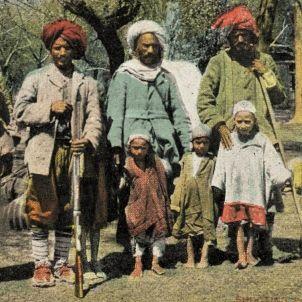 Kashmir principis del 1900 (Thorguds)