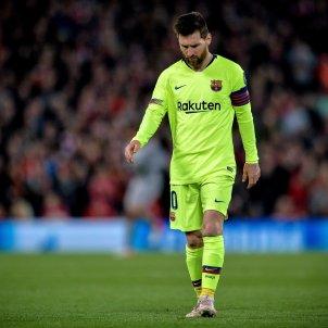 Messi Liverpool Barça EFE
