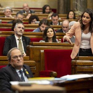 Arrimadas Torra Sessio de Control Parlament discussió - Sergi Alcàzar
