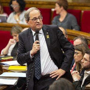 Quim Torra Sessio de Control Parlament - Sergi Alcàzar