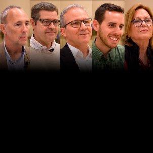 CARD ELECCIONS MUNICIPALS 2019 CARDEDEU