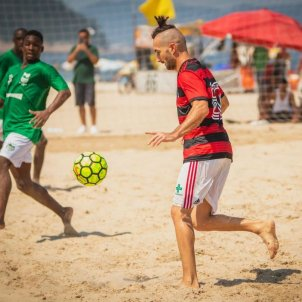 Futbol Platja Fla Galaxy