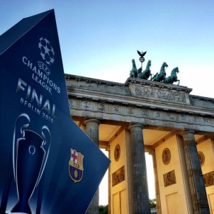 berlin final champions FC Barcelona