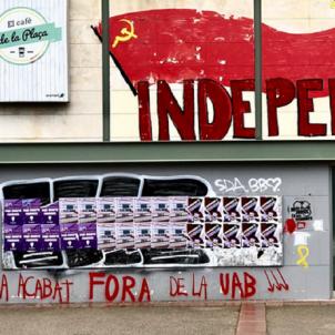 UAB independencia   S'ha acabat